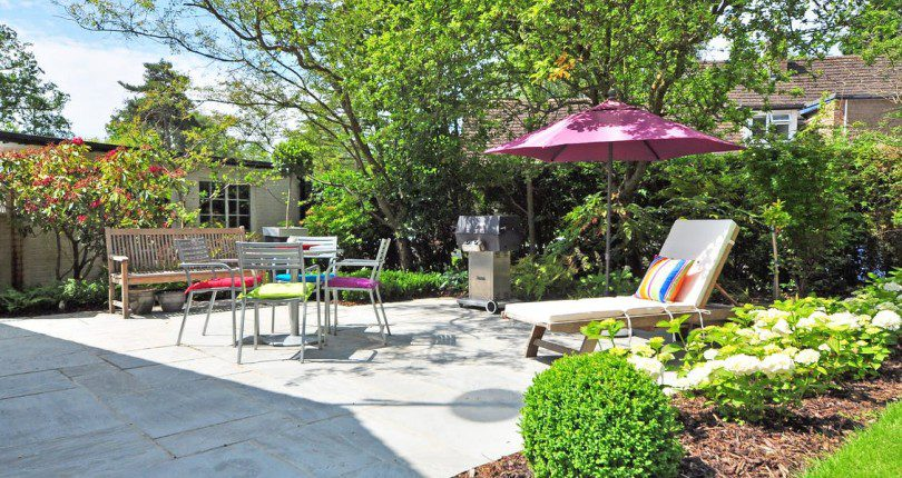 8 simple steps to stage your garden for summer