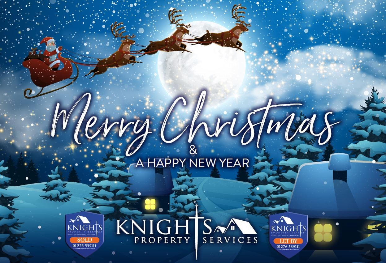 Merry Christmas Poster 2018.Christmas Poster Knights