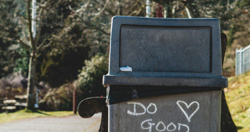 Ways To Keep Your Local Area Tidy