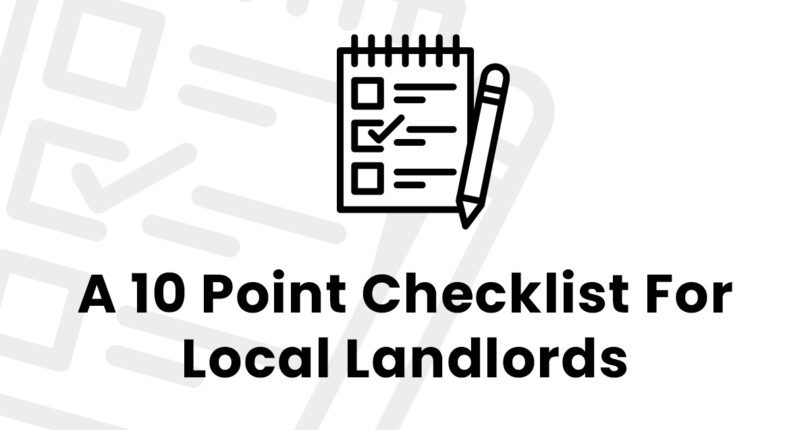 Ten Things Landlords In Camberley  Need To Know