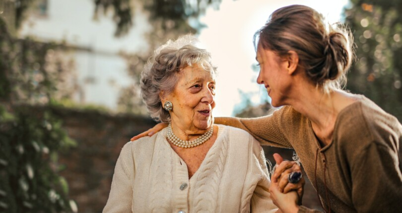 How To Help Elderly Relatives Move Home