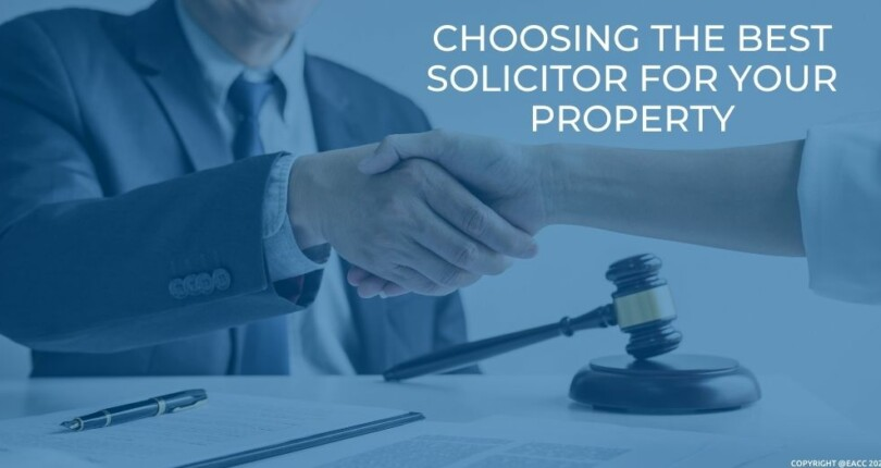 Advice On Choosing A Good Conveyancing Solicitor