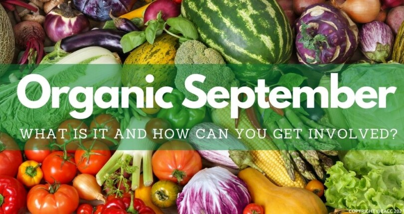 Organic September: What Is It & How Can You Get Involved?