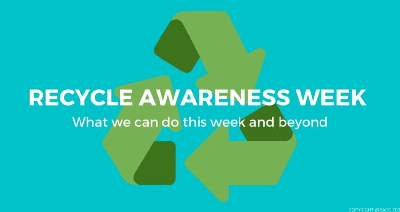 Make The Most Of Recycle Awareness Week 20th – 26th September