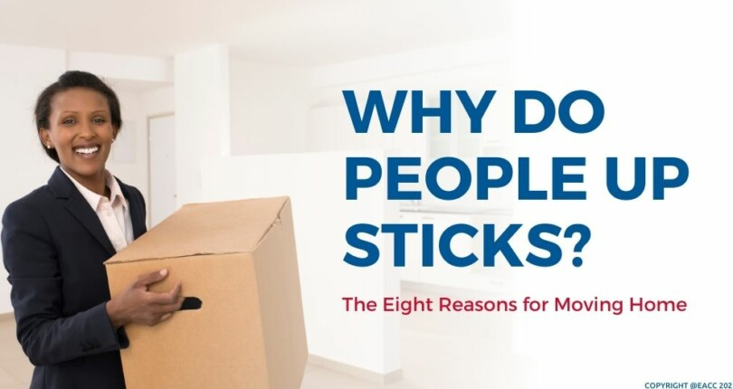 Eight Reasons Why People Move Home